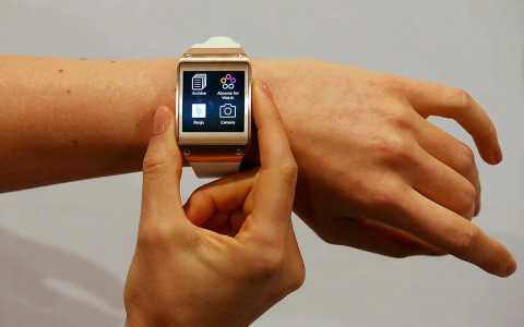 Samsung's 2013 Wearable Watch